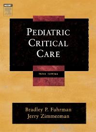 Pediatric Critical Care - 3rd Edition - ISBN: 9780323018081, 9780323070119