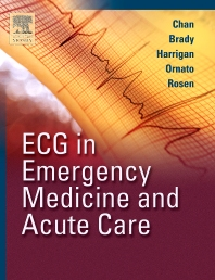 Cover image for ECG in Emergency Medicine and Acute Care