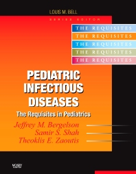 Cover image for Pediatric Infectious Diseases