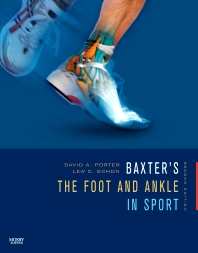 Cover image for Baxter's The Foot and Ankle in Sport