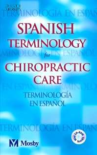 Spanish Terminology for Chiropractic Care - 1st Edition