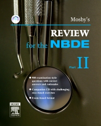 Mosby's Review for the NBDE, Part II - 1st Edition - ISBN: 9780323025652, 9780323079921
