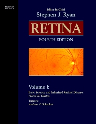 Cover image for Retina
