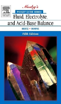 Cover image for Pocket Guide to Fluid, Electrolyte, and Acid-Base Balance