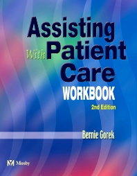 Cover image for Assisting with Patient Care Workbook