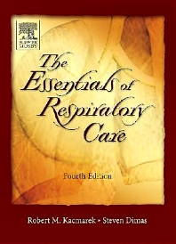 Cover image for Essentials of Respiratory Care