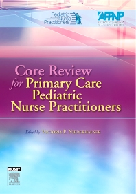 Cover image for Core Review for Primary Care Pediatric Nurse Practitioners
