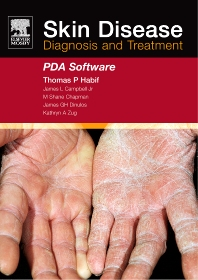 Skin Disease - CD-ROM PDA Software