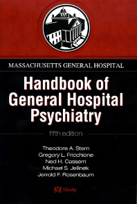 Cover image for Massachusetts General Hospital Handbook of General Hospital Psychiatry