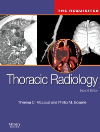 Cover image for Thoracic Radiology: The Requisites