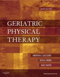 Cover image for Geriatric Physical Therapy