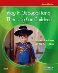 Cover image for Play in Occupational Therapy for Children