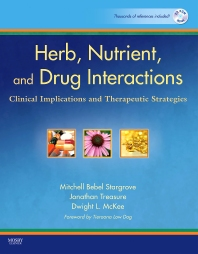 Herb, Nutrient, and Drug Interactions - 1st Edition - ISBN: 9780323029643