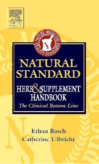Natural Standard Herb and Supplement Handbook