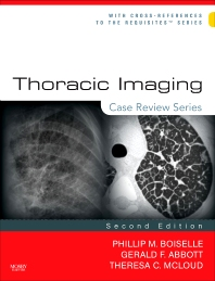 Cover image for Thoracic Imaging: Case Review Series