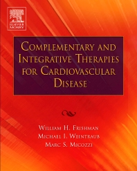 Cover image for Complementary and Integrative Therapies for Cardiovascular Disease