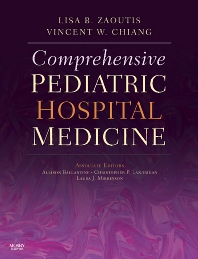Cover image for Comprehensive Pediatric Hospital Medicine