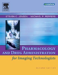 Cover image for Pharmacology and Drug Administration for Imaging Technologists