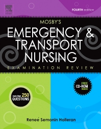 Cover image for Mosby's Emergency & Transport Nursing Examination Review