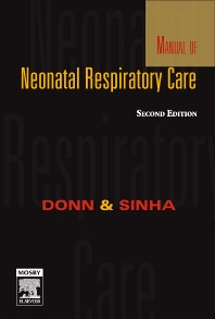 Cover image for Manual of Neonatal Respiratory Care