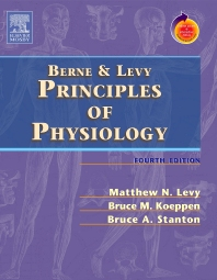 Cover image for Berne & Levy Principles of Physiology