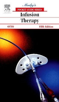 Cover image for Mosby's Pocket Guide to Infusion Therapy