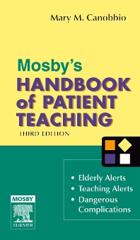 Cover image for Mosby's Handbook of Patient Teaching