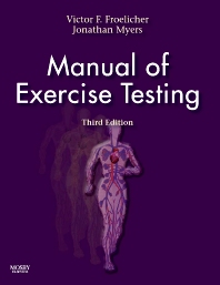 Cover image for Manual of Exercise Testing