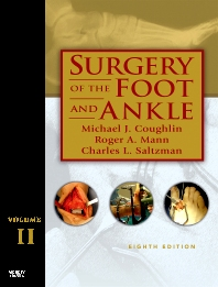Surgery of the Foot and Ankle - 8th Edition - ISBN: 9780323076296