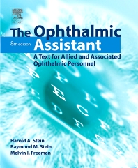Cover image for The Ophthalmic Assistant