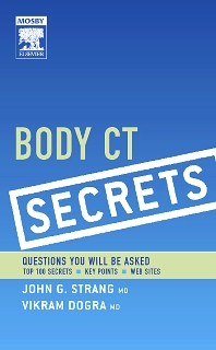 Cover image for Body CT Secrets