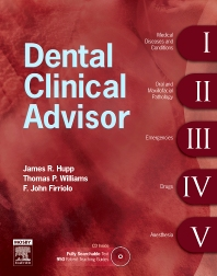 Dental Clinical Advisor - 1st Edition - ISBN: 9780323034258, 9780323079006