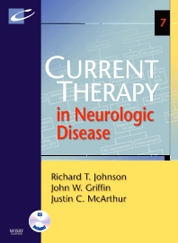 Current Therapy in Neurologic Disease - 7th Edition - ISBN: 9780323034326, 9780323070546