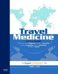 Cover image for Travel Medicine