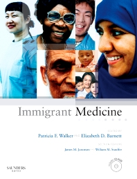 Cover image for Immigrant Medicine
