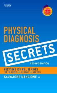 Cover image for Physical Diagnosis Secrets