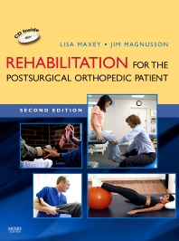 Cover image for Rehabilitation for the Postsurgical Orthopedic Patient