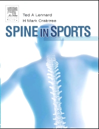Spine in Sports - 1st Edition - ISBN: 9780323035743, 9780323070591