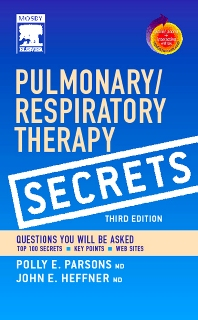 Cover image for Pulmonary/Respiratory Therapy Secrets