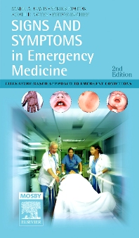Cover image for Signs and Symptoms in Emergency Medicine
