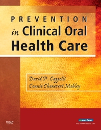Cover image for Prevention in Clinical Oral Health Care