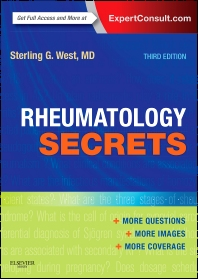 Cover image for Rheumatology Secrets