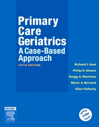 Cover image for Primary Care Geriatrics