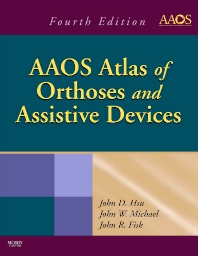 Cover image for AAOS Atlas of Orthoses and Assistive Devices