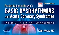 Cover image for Pocket Guide for Huszar's Basic Dysrhythmias and Acute Coronary Syndromes