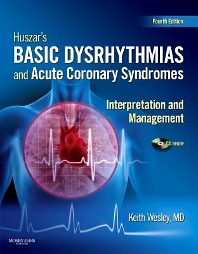 Cover image for Huszar's Basic Dysrhythmias and Acute Coronary Syndromes: Interpretation and Management Text & Pocket Guide Package