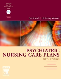 Psychiatric Nursing Care Plans, 5th Edition,Katherine Fortinash,Patricia Holoday Worret,ISBN9780323039819