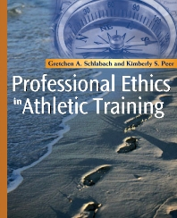 Cover image for Professional Ethics in Athletic Training
