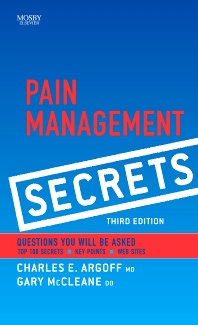 Pain Management Secrets - 3rd Edition - ISBN: 9780323040198, 9780323074650