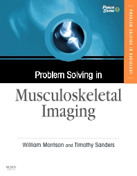 Cover image for Problem Solving in Musculoskeletal Imaging with CD-ROM